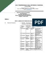 Addendum Dokumen Pemilihan Renovasi Lab AIT