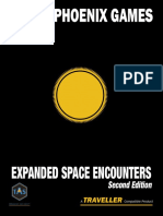 MGT2 - Expanded Space Encounters (2nd Edition)