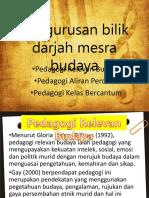Bilik Darjah Mesra Budaya K11