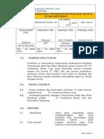 8 SOP - PENGUKURAN ROOF & FLOOR BATUBARA.doc