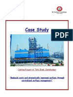 Case Study Tata Steel