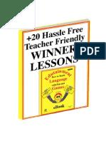 Winner Lessons