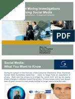 Internet Mining Presentation DDF