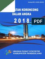 Kecamatan Koroncong Dalam Angka 2018.pdf