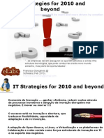Softelab - IT Strategies for 2010 and Beyond