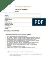 3Pauta de Construcción de Informe Pedagógico. - Temas sobre intervención de la familia en el aspecto educativo.docx
