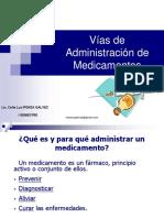 Administración de Medicamentos Intramuscular