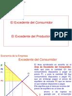 EXCEDENTE DEL CONSUMIDOR Y PRODUCTOR.ppt