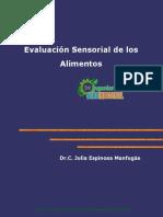 Evaluacion Sensorial de Los Ali - Julia Espinosa-Manfugas