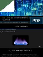 Las Leyes de La Termodinámica en La Química(Final)