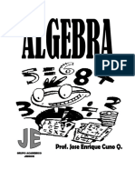 Folleto de Algebra