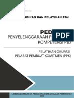 09 Pedoman Penyelenggaraan Pelatihan Kompetensi PBJ _ Pelatihan Okupasi PPK