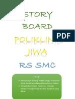 Story Board Poliklinik Jiwa