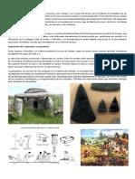 Viviendas neolitco