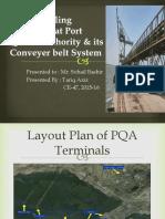 Coal Terminals at PQA