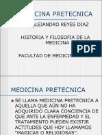 Medicina pretécnica