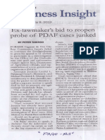 Malaya, May 8, 2019, Ex-lawmakers bid to reopen probe of PDAF cases junked.pdf