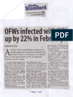 Manila Standard, May 8, 2019, OFWs infected with HIV up by 22% in February.pdf