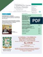 Boletín Electrónico Vol. 7 No. 11