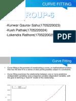 Curve Fitting Matlab