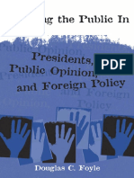 (Power, conflict, and democracy _ American politics into the twenty-first century) Douglas C. Foyle-Counting the Public.pdf