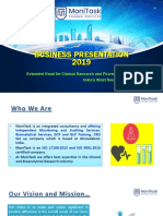 Bussiness Presentation 2019