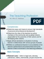 The Teaching Profession.pdf