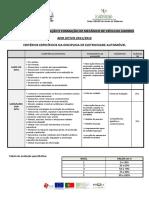 Critérios Especificos CEF MVL