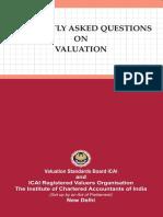 Valuation FAQ Standard.pdf