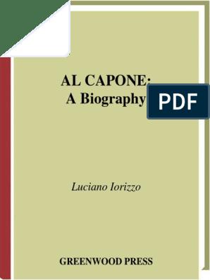 Al Capone Cadillac Imperial Palace 1986 Brochure Las Vegas
