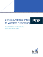 Mist Whitepaper Ai Wireless Networking v3