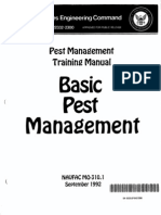 Basic Pest Management MO-310.1 - US NAVY (1992) WW