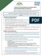 Contraindications to OralAnticoagulant and Antiplatelets - Sur (2).pdf