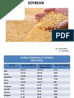 Soybean Scenario - Latur