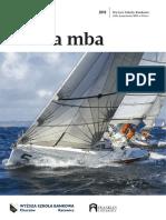 WSB Chorzów MBA