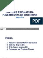 Sintesis Fundamentos de Marketing 2017182