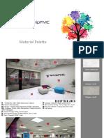 Technip FMC Material Palette R0