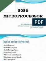 8086 Microprocessor