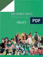 the spirit frees
