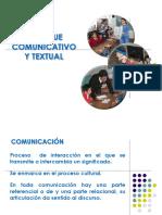Enfoque Comunicativo Textual