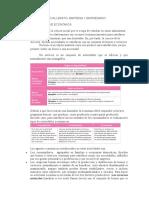 Tema 1- 2º Bachillerato Economia