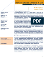 Bearing Industry- Sector Update