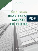 Real Estate Market Outlook Spain 2018