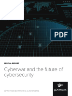 Cyberwar and the Future of Cybersecurity