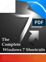 The Complete Windows 7 Shortcuts