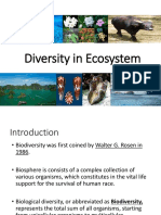 Biodiversity and Its Conservation Ppt