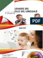 Generalidades del Lenguaje