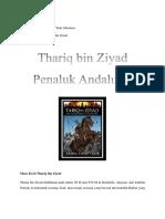 Thariq Bin Ziyad Penakluk Andalusia