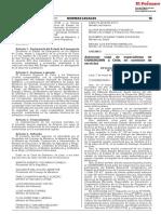 Autorizan Viaje de Especialistas de Osinergmin a Chile en c Resolucion Ministerial n 144 2019 Pcm 1767284 1