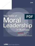Moral Leadership 2019